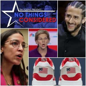 NTC: Did Nike Just Pull a PR Stunt? And AOC Lies at the Border