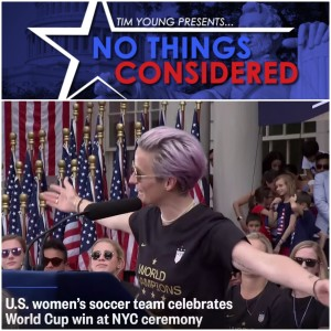 US Women's Soccer only wants Social Justice Warrior Fans