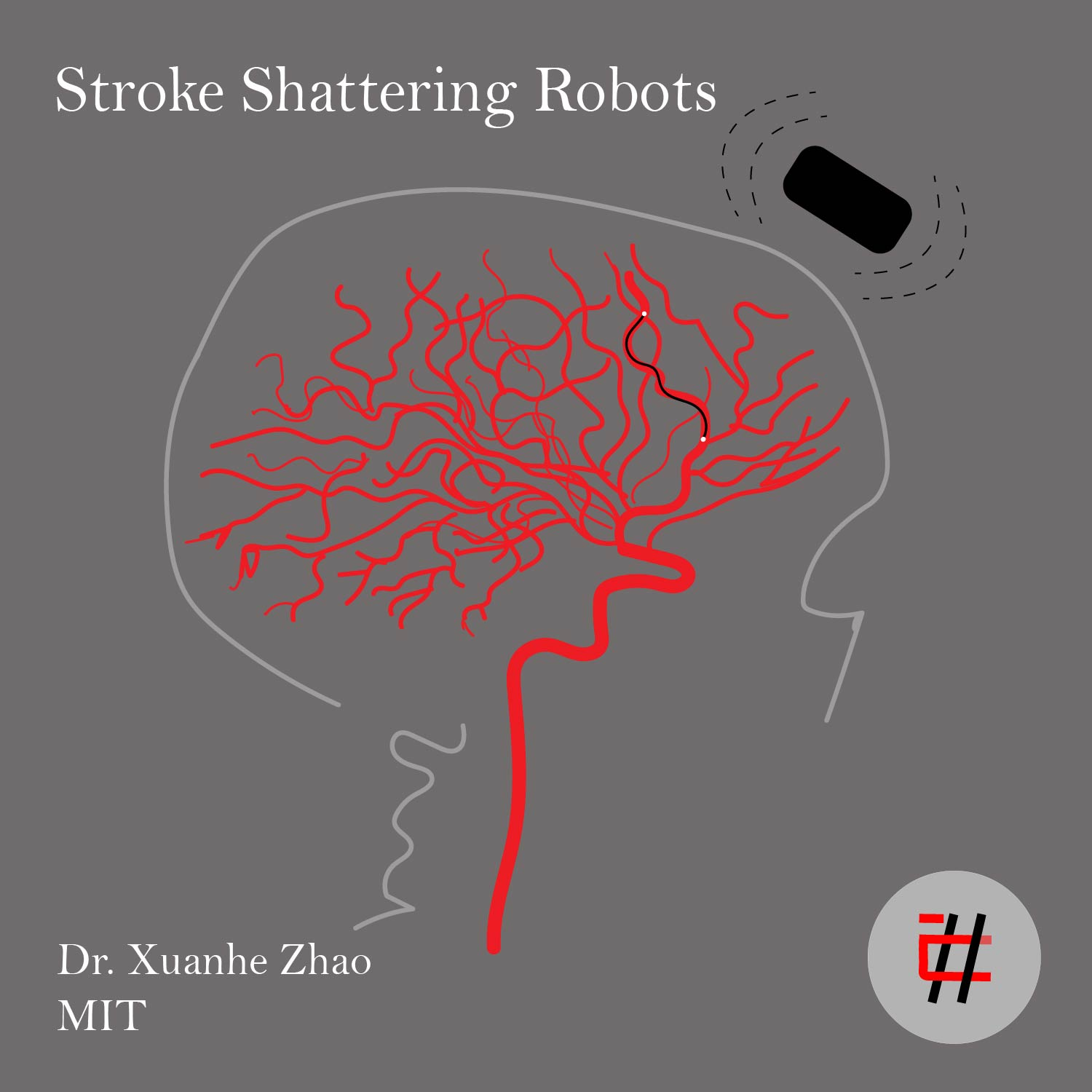 Stroke Shattering Robots with Dr. Zhao
