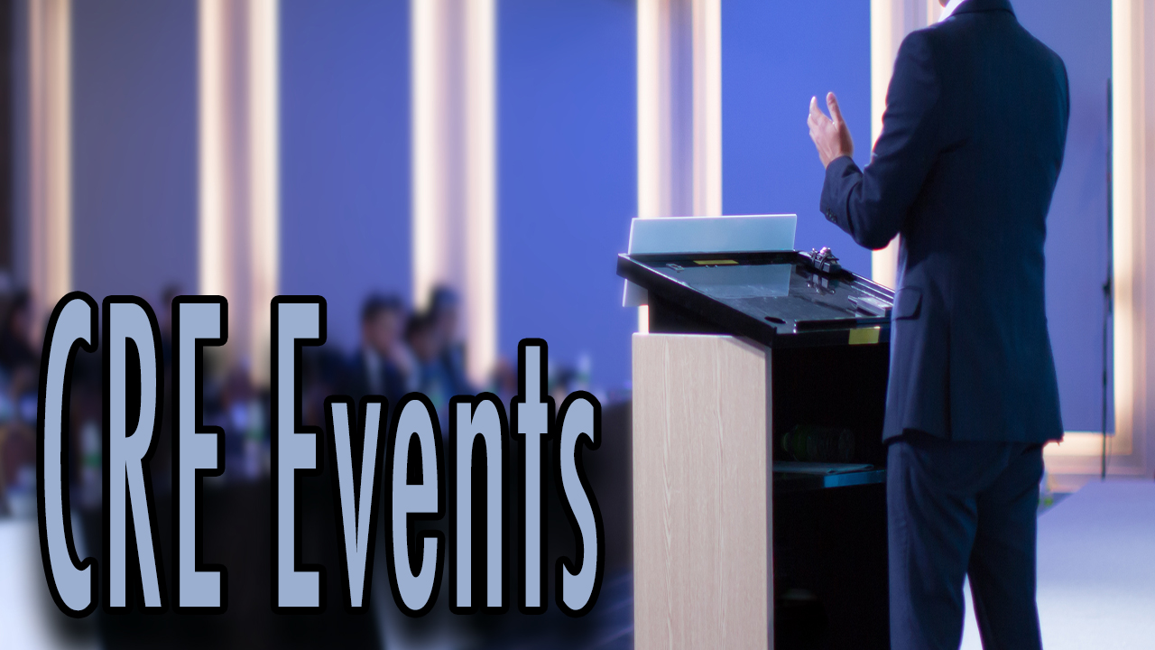 Which Commercial Real Estate Conference is Right for You? Part 2