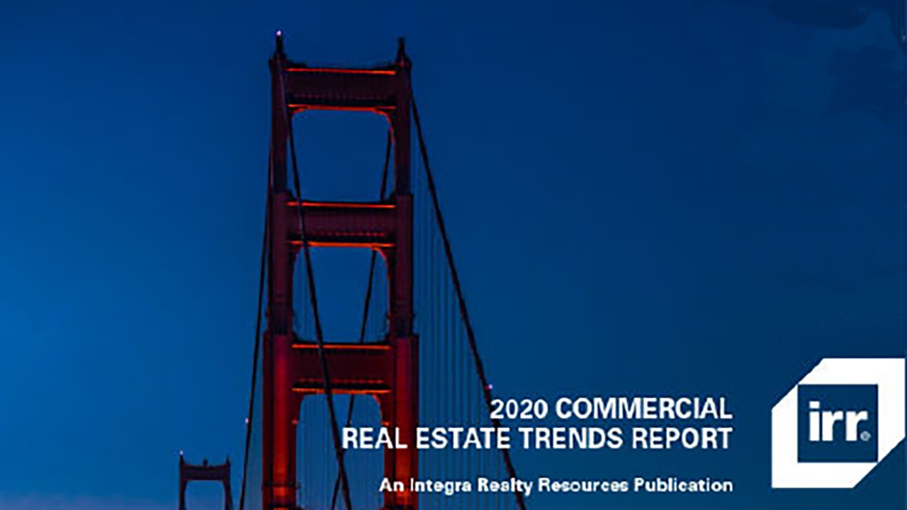 Integra's Viewpoint 2020 Report - Multifamily and Hospitality