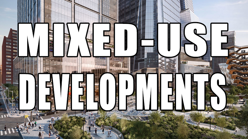 The Power of Mixed-Use Developments