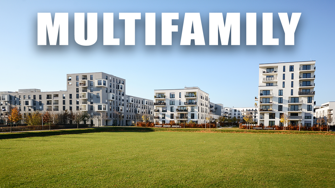 Multifamily Update with the National Apartment Association