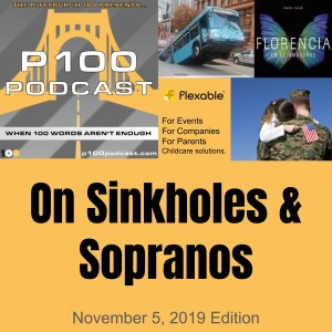 Ep. 6 - On Sinkholes and Sopranos