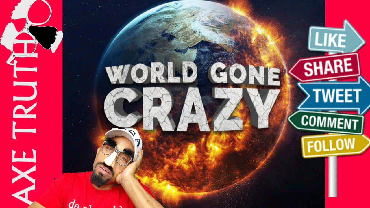 [AxeTruth.com] 07/12 Monday Chopping Block - The world gone crazy.