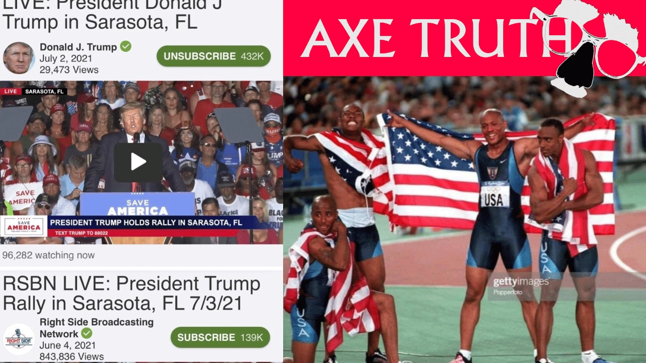 [AxeTruth.com] 07/03 Independence Day! Sarasota Trump Rally Afterparty