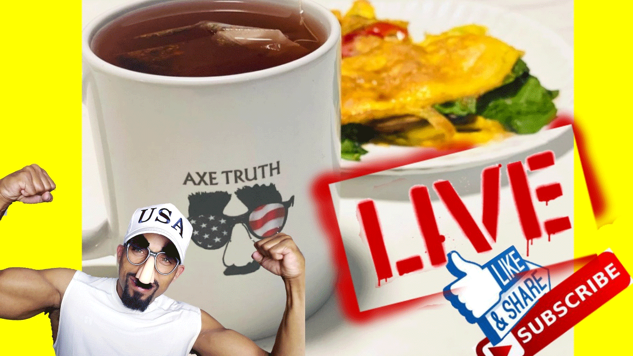 [AxeTruth.com] 07/05 Manic Monday – Manufactured anger, division and crisis continues by the MSM