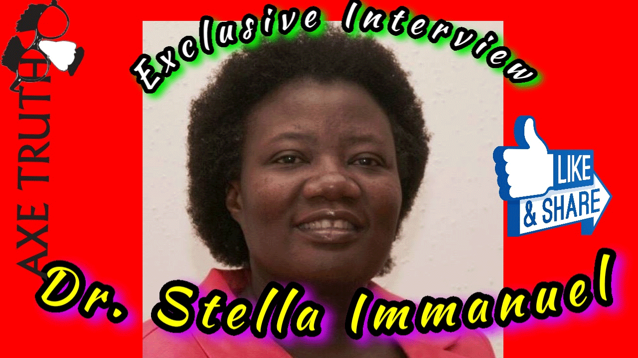 [AxeTruth.com] AxeTruth Exclusive Interview with Dr. Stella Immanuel M.D. (03/24/2021)