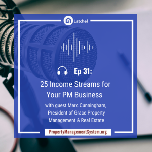 Ep 31: 25 Income Streams for Your PM Business with Marc Cunningham