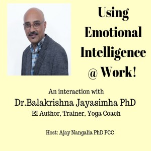 Using Emotional Intelligence @ Work! The secret to boost PERFORMANCE!