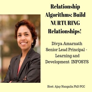 Relationship Algorithms: Build Nurturing Relationships!!
