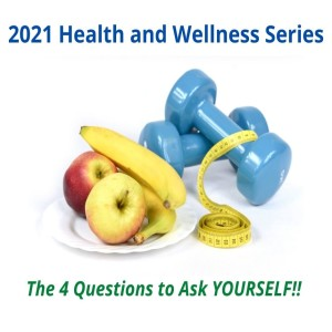 Start Your FITNESS Journey!!  The 4 Questions YOU must begin with!!