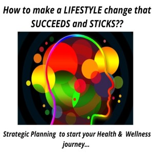 Make LIFESTYLE CHANGES that SUCCEED and STICK!!