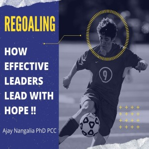 REGOALING  How Effective Leaders Lead with HOPE!