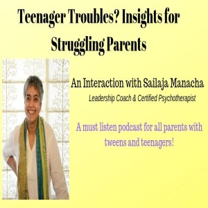 Teenager Troubles? Insights for Struggling Parents