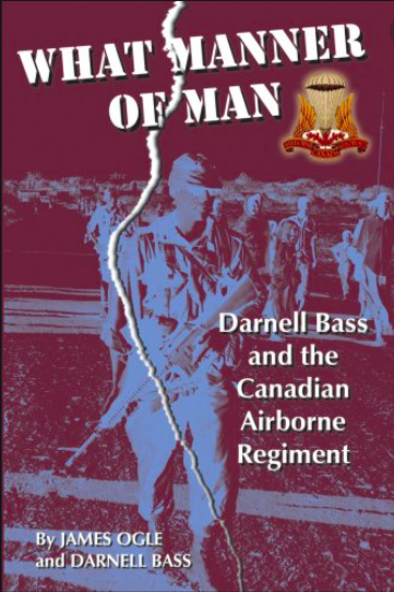 Episode 18: The Canadian Airborne Regiment And How To Rob A Bank With Darnell Bass
