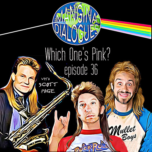 Episode 36 - Which One's Pink? - with Scott Page