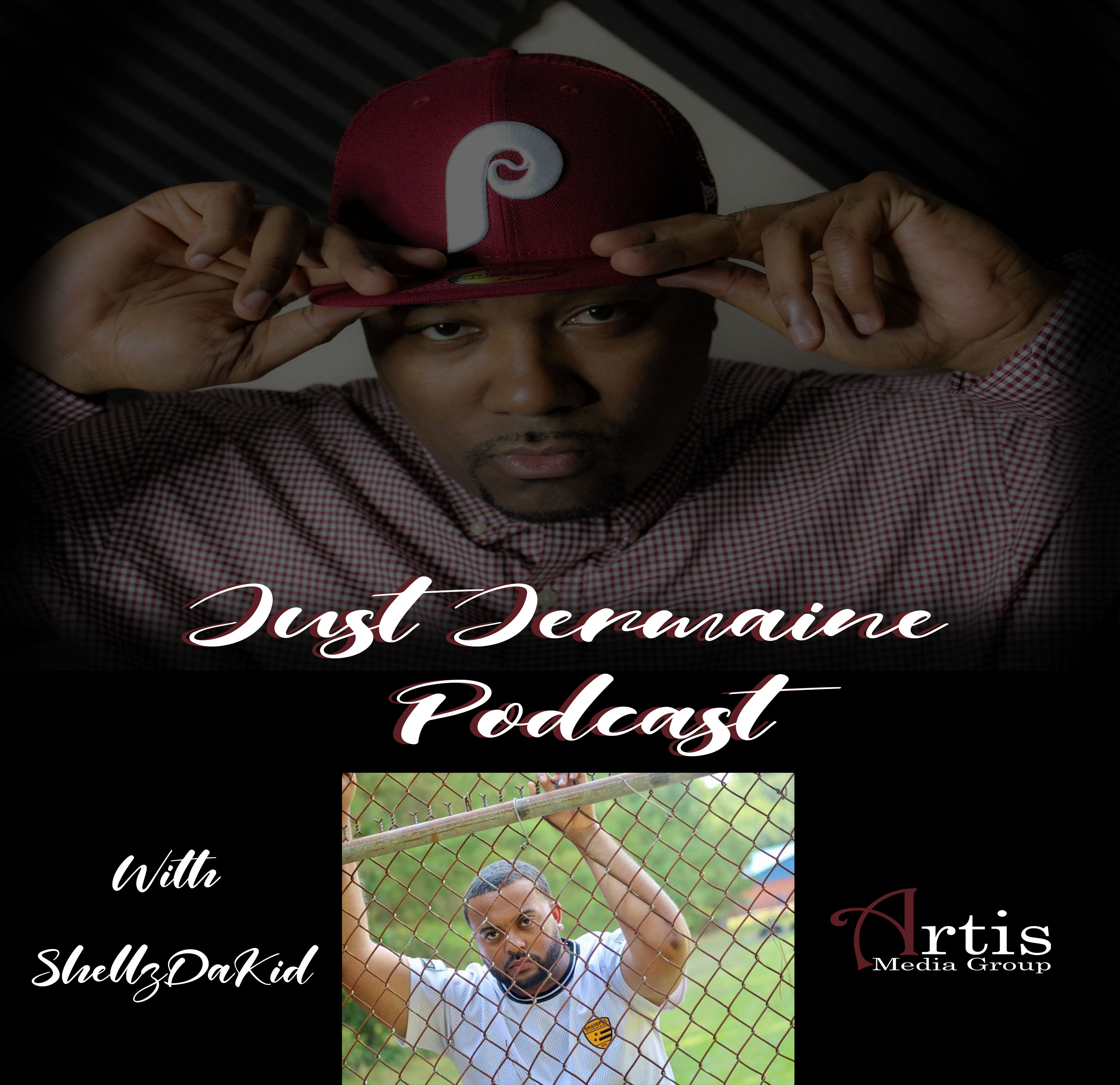 Just Jermaine Podcast Ep.1 with ShellzDaKid