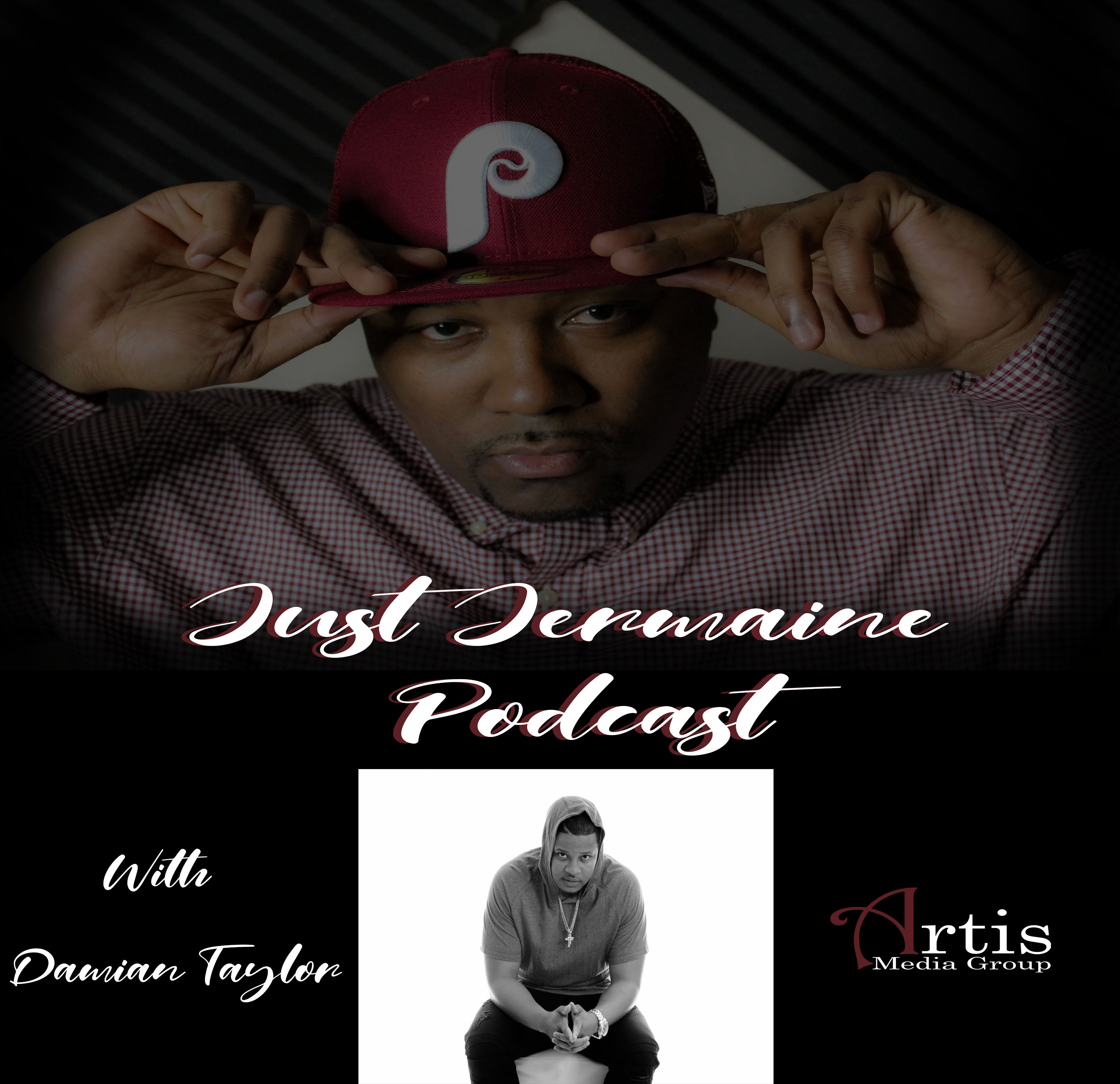 Just Jermaine Podcast Ep. 2 With Damian Taylor