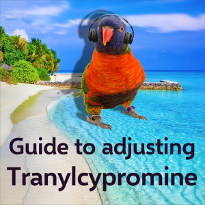Guide to adjusting tranylcypromine