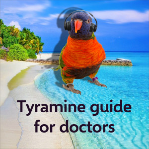 Guide to tyramine for doctors