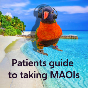 Introduction to patients taking MAOI
