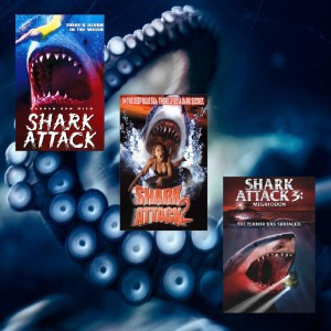 That Fin You Do: The SHARK ATTACK Trilogy