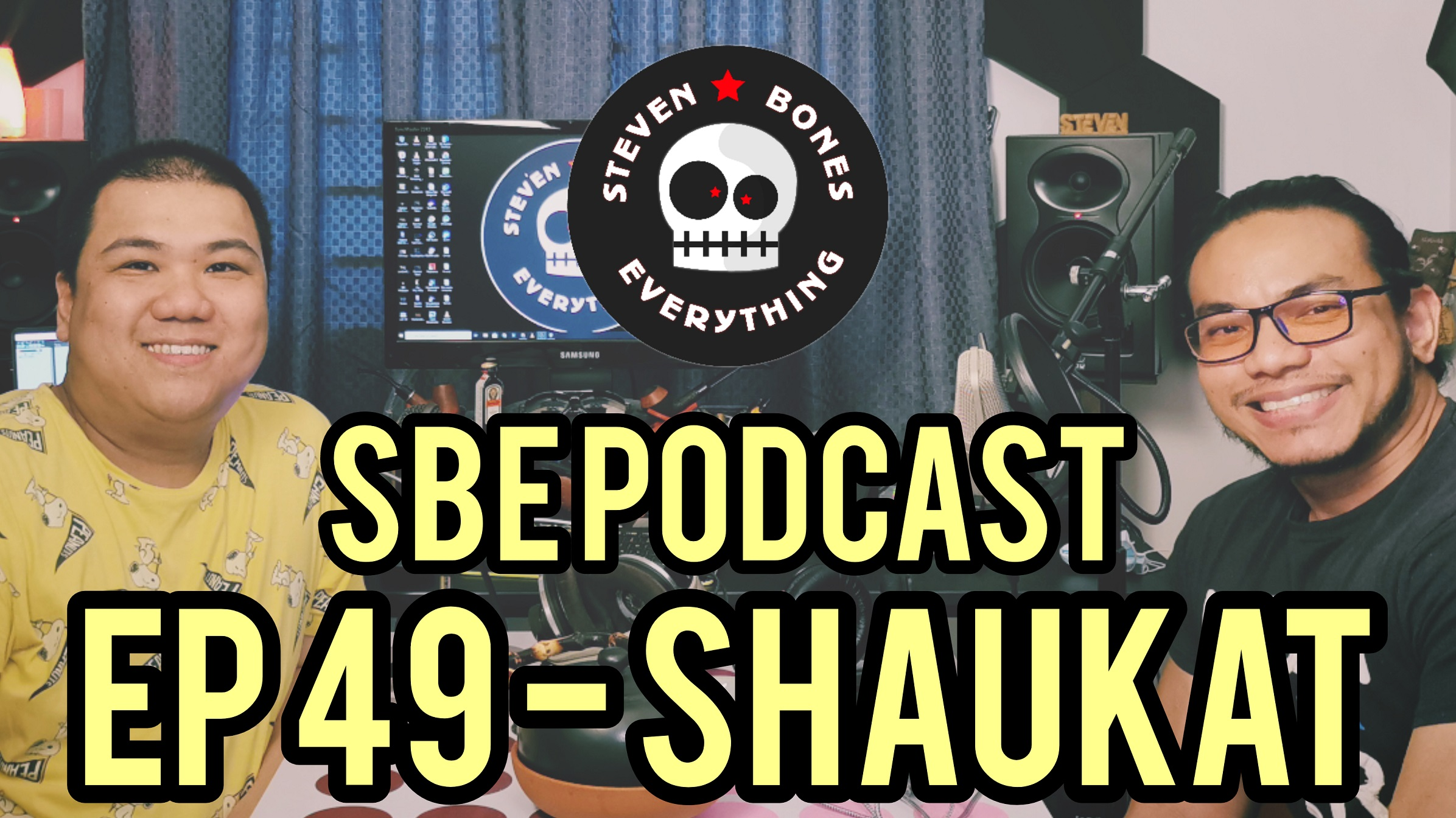 SBE Podcast EP49 - SHAUKAT