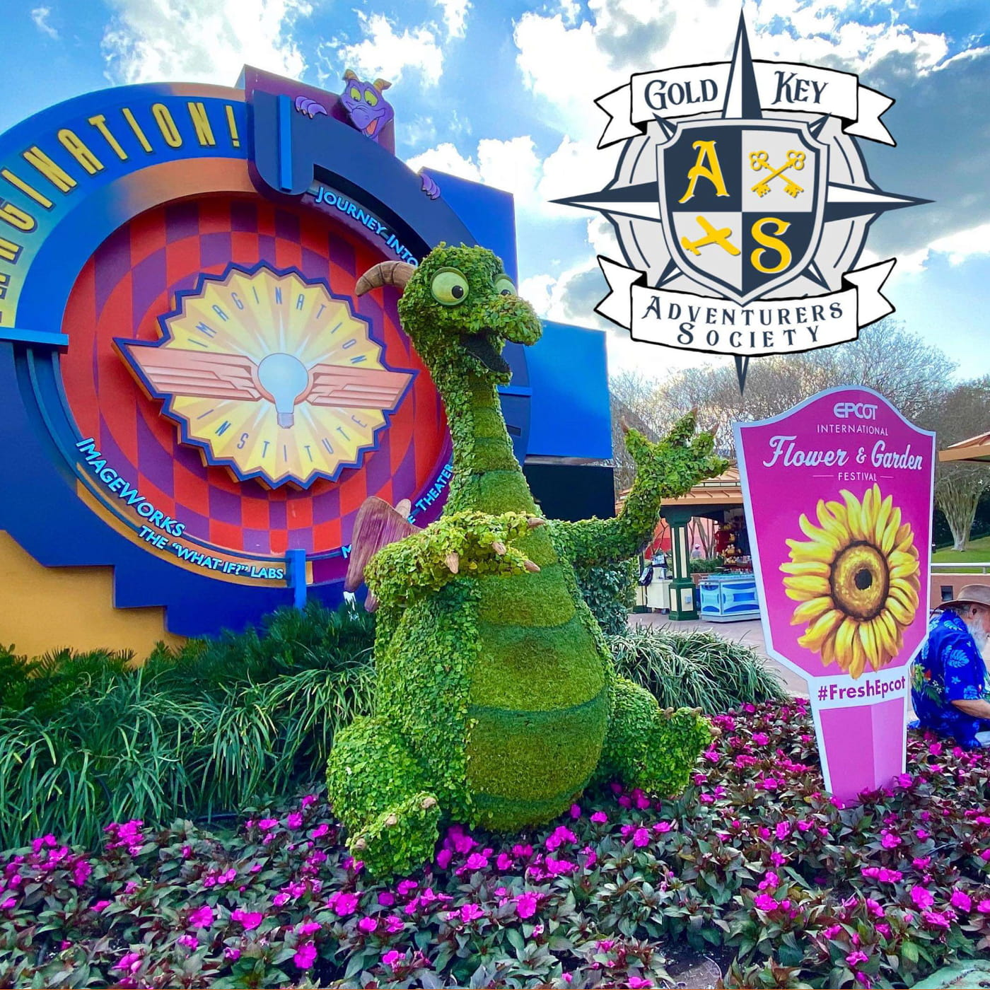 Disney World Trip Report:EPCOT Festival and Mickey Mouse New Ride