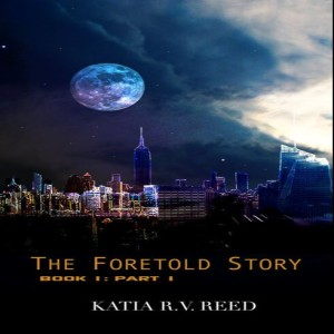 Katia Reed Talks About Her New Novel 'Foretold Story'