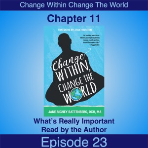 23 Chapter 11 What's Really Important Read By Author