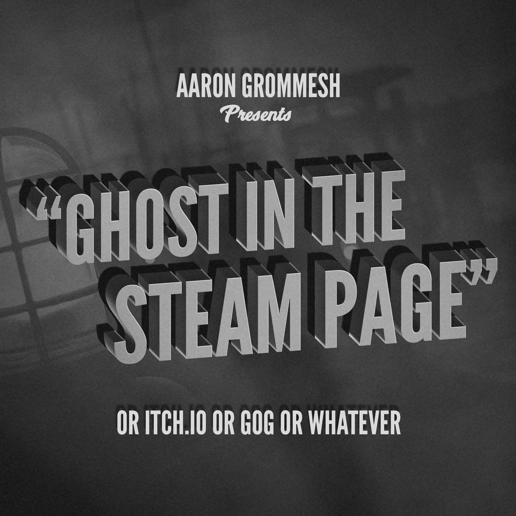 Ep. 02 - Ghost in the Steam Page | Improve Your Storefront Communication with Fans | Indie Game Marketing Podcast