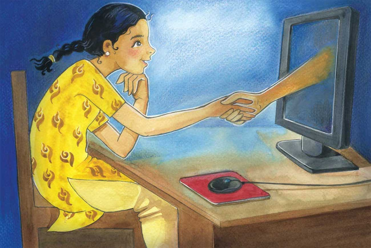 The Mystery of the Cyber Friend | Internet Safety | Bedtime