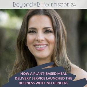 How Influencers Helped Launch a Plant-Based Meal Delivery Service