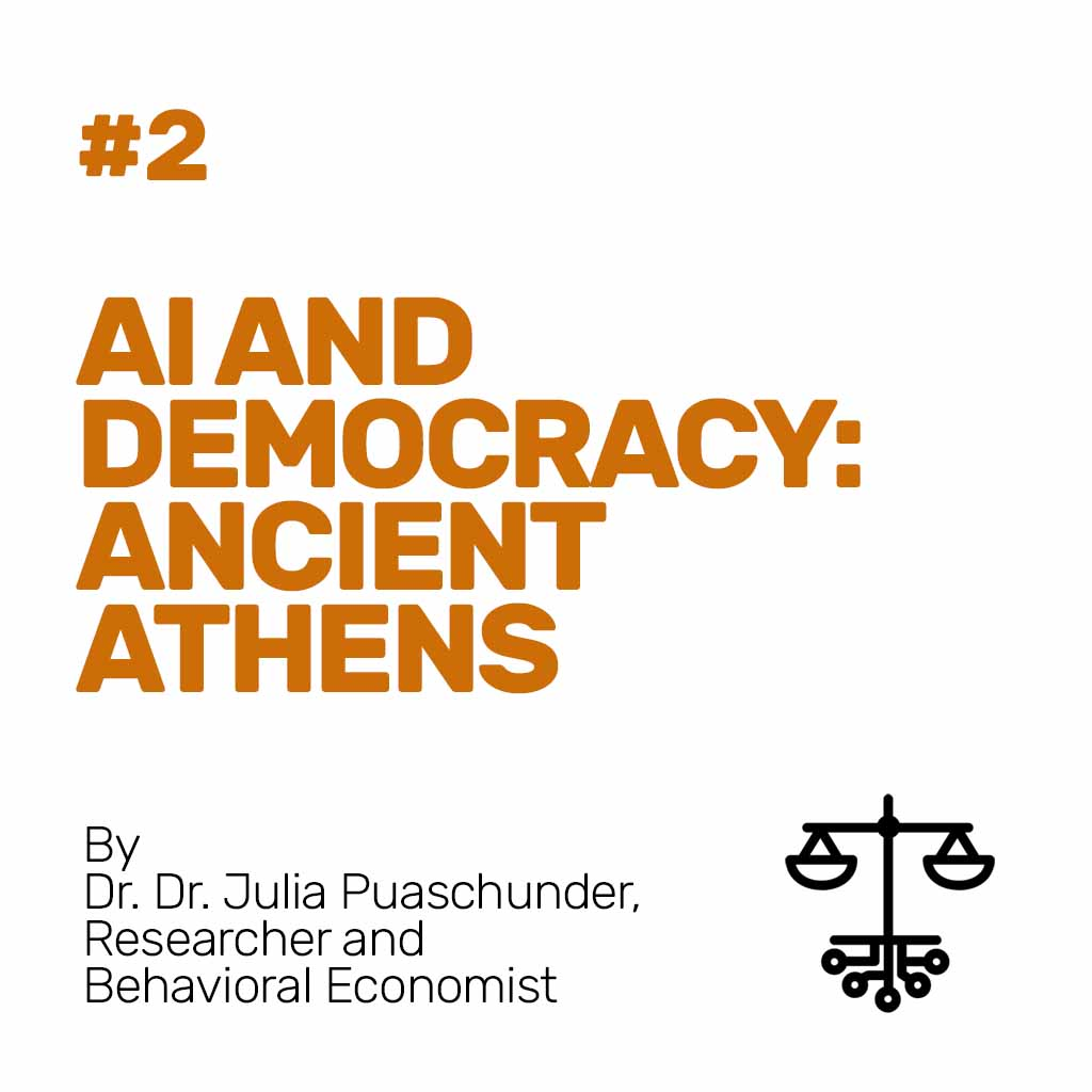 #2 - AI and Democracy: Ancient Athens