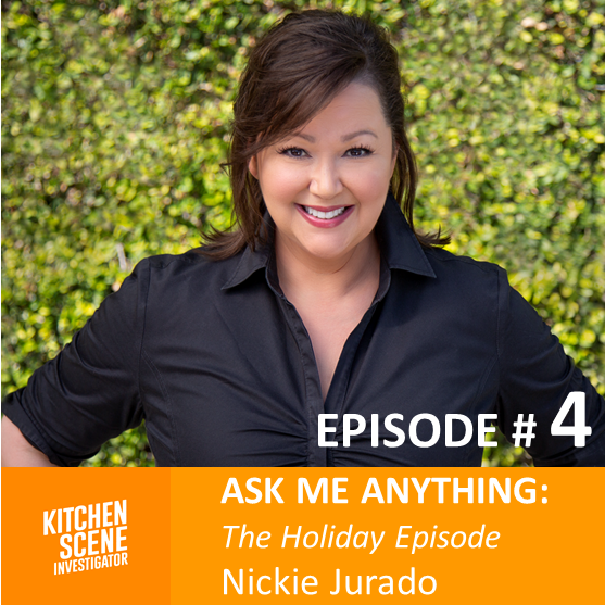 EPISODE #4 - ASK ME ANYTHING: The Holiday Show with Nickie Jurado