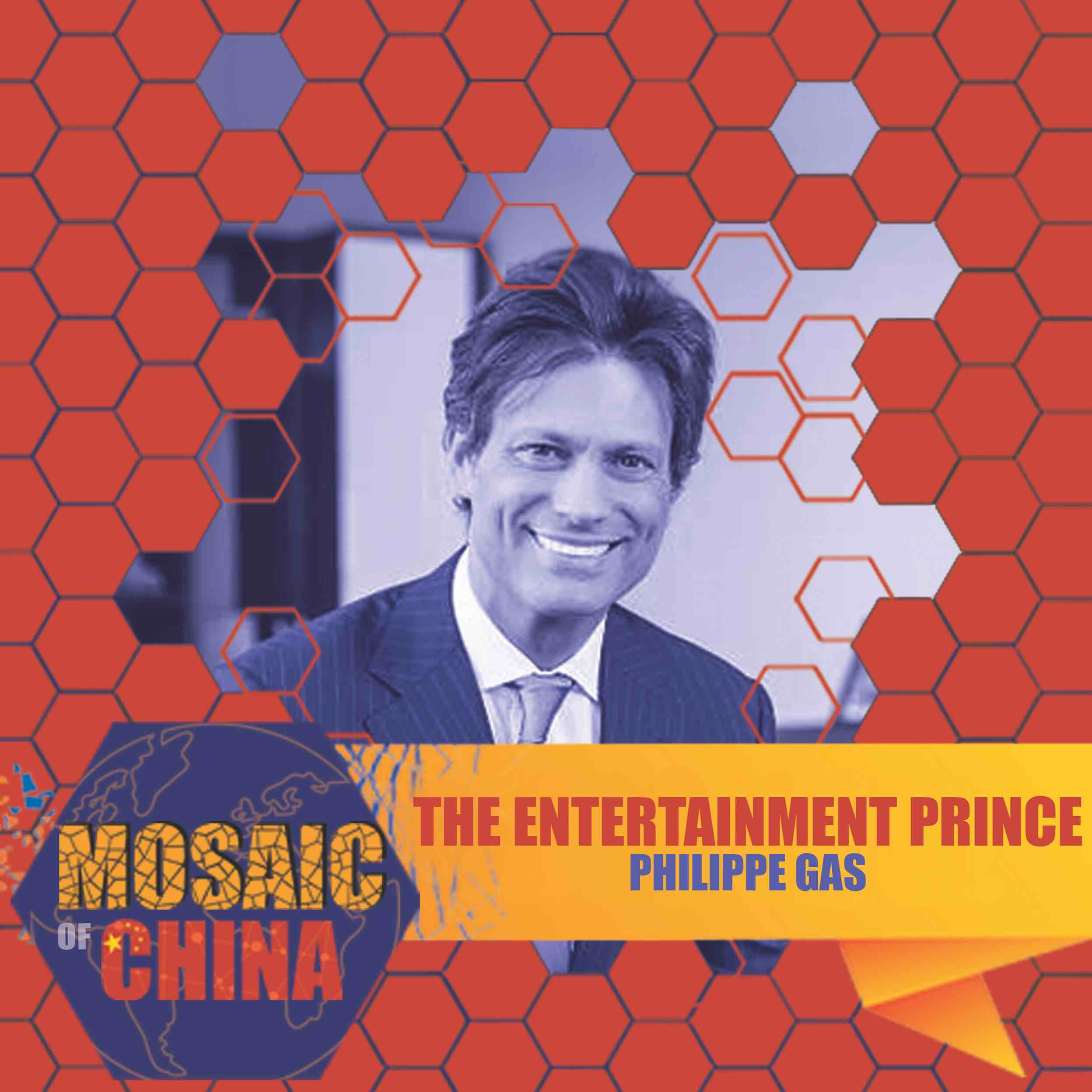 The Entertainment Prince (Philippe Gas, Disney Shanghai CEO)