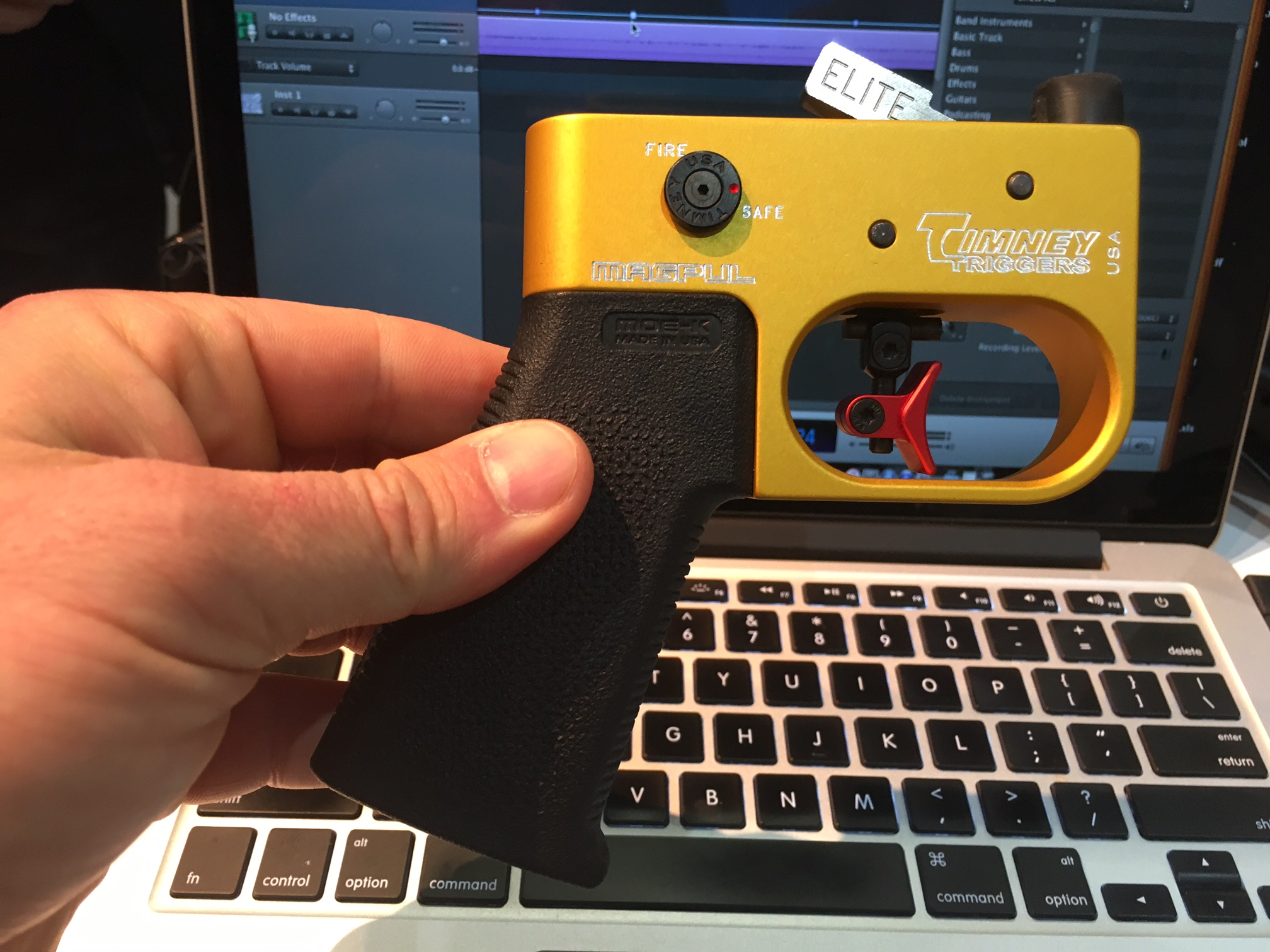 Shooting USA Podcast SHOT Show 2017: Timney Triggers