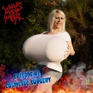 Episode 81 - Cosmetic Surgery & Fictional Sport