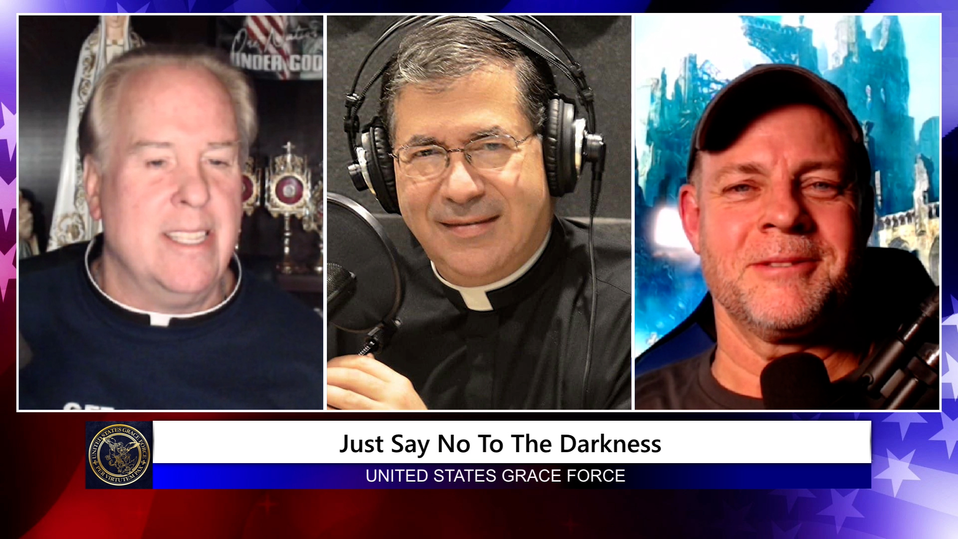 Just Say No To The Darkness