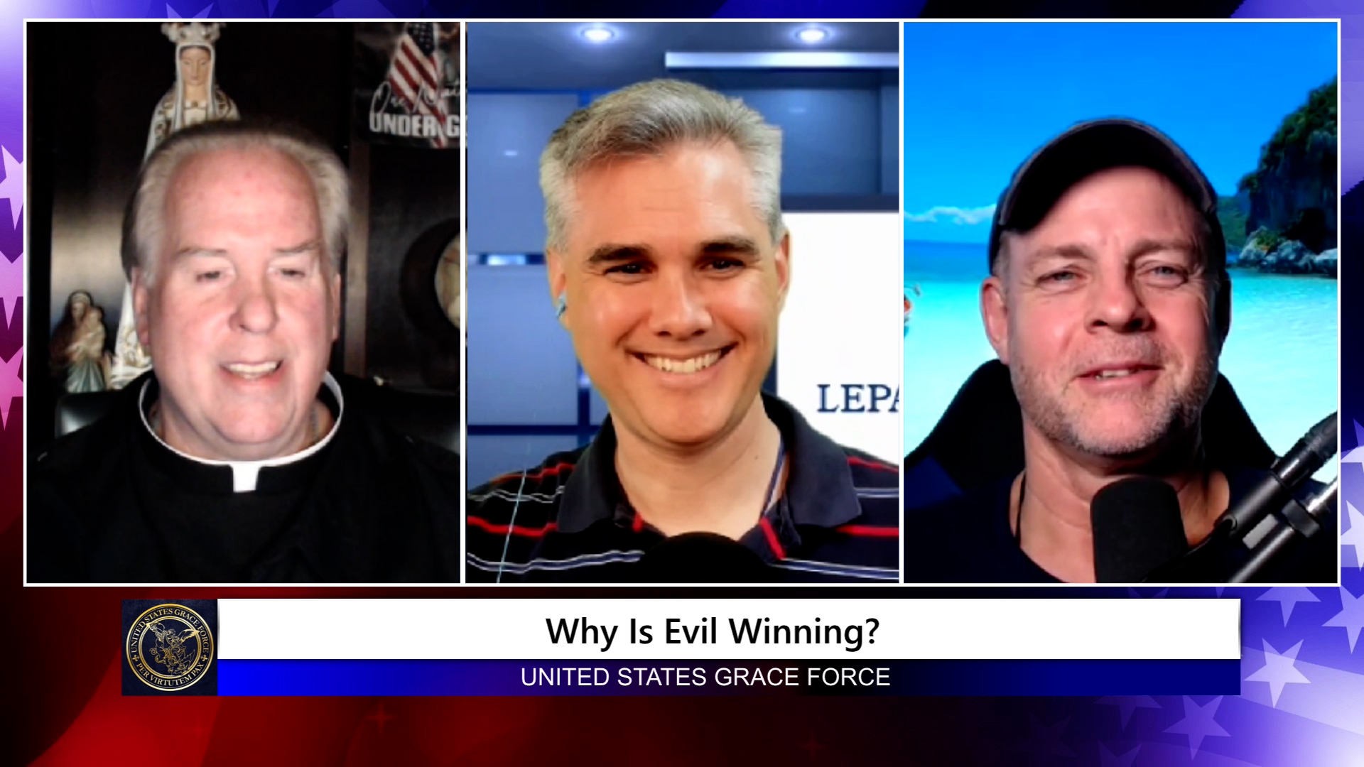 Why Is Evil Winning?