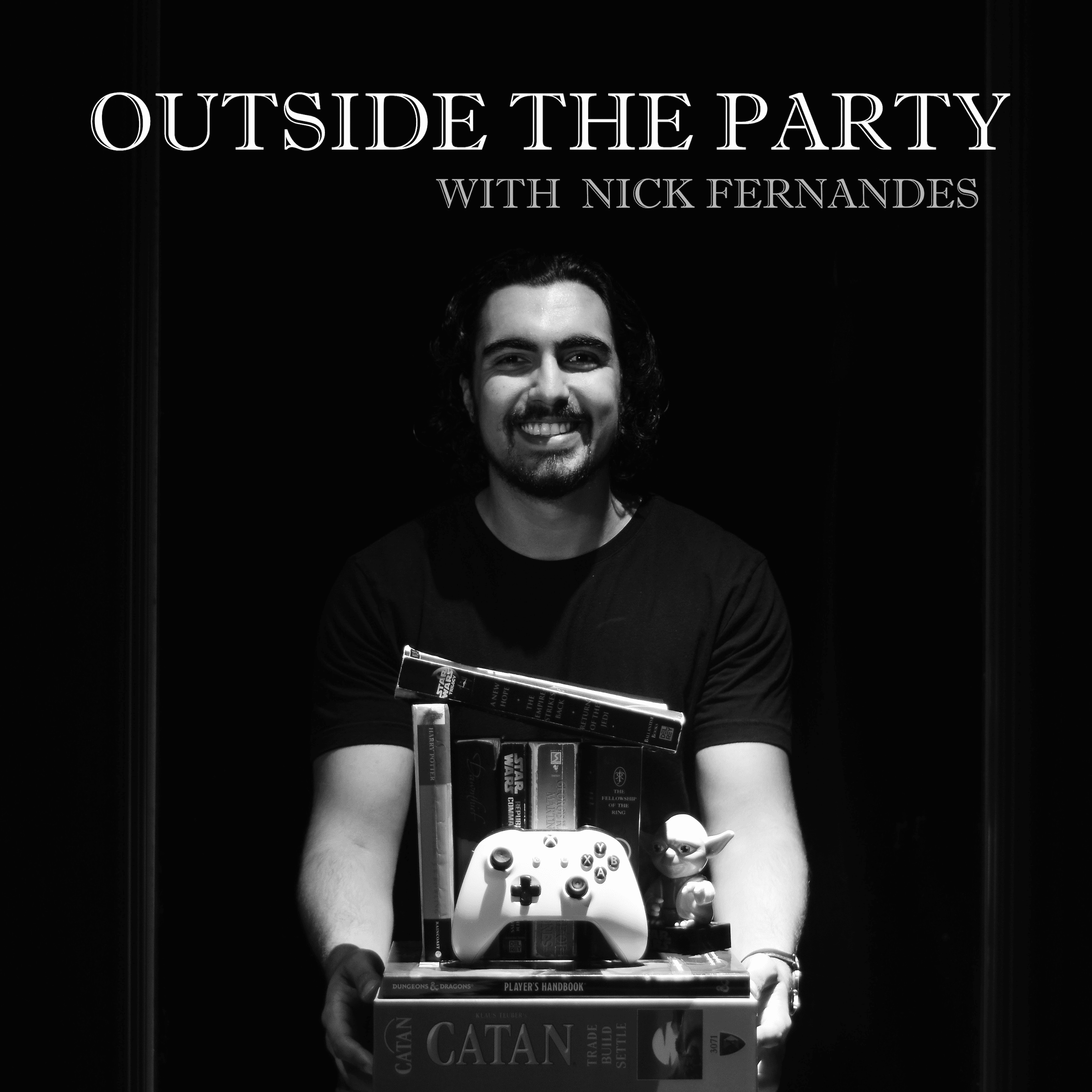 16-Solo Episode 1-Outside The Party with Nick Fernandes