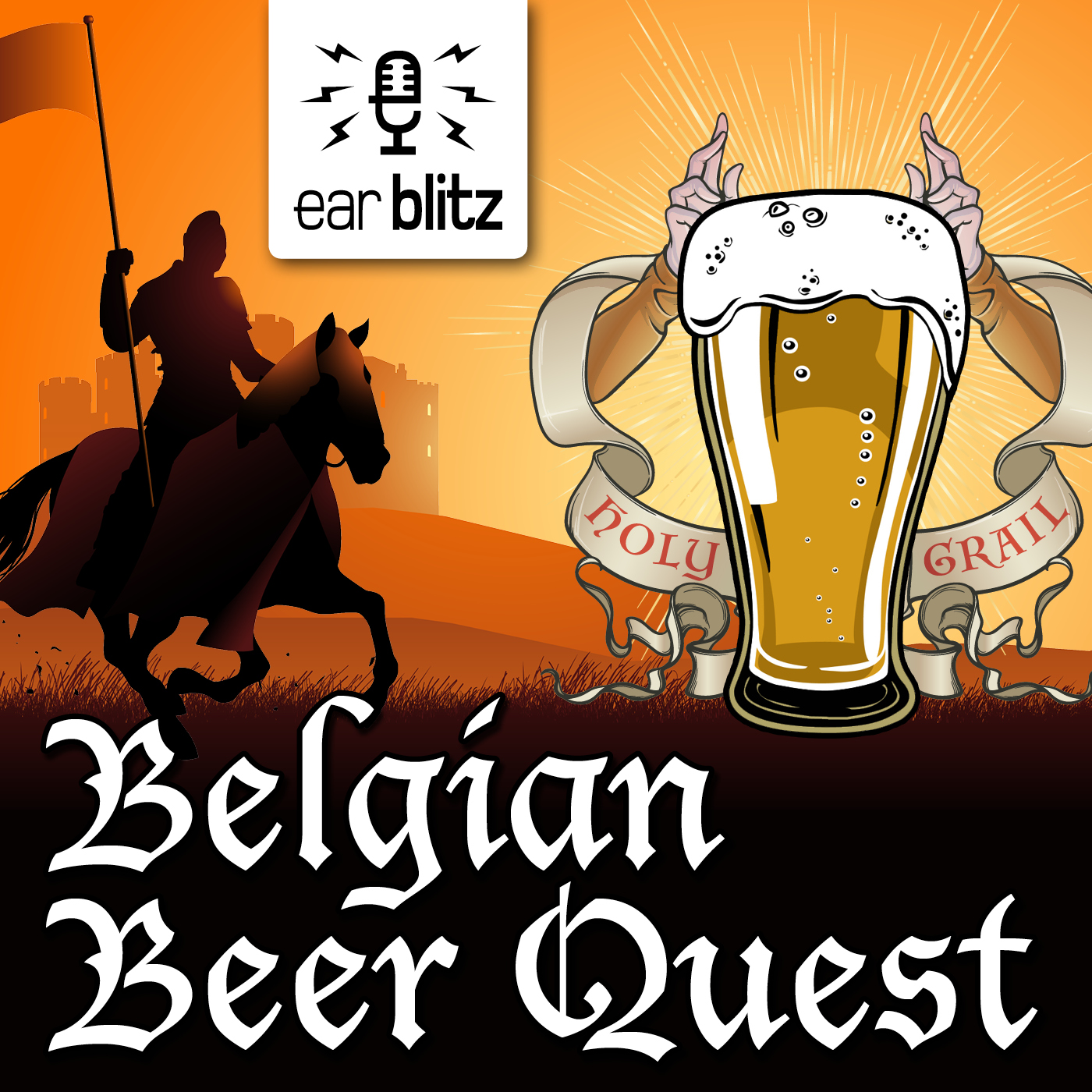 Belgian Beer Quest - Happy Holidays