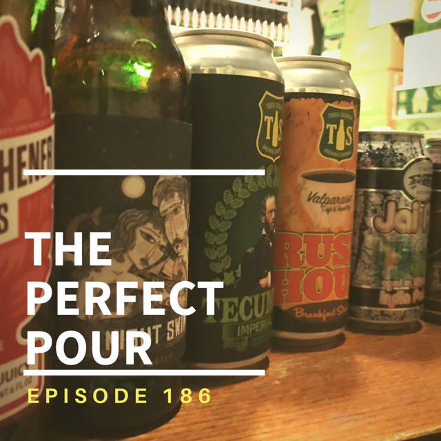 This Is Aged ON White Oak: The Perfect Pour Craft Beer Show #186