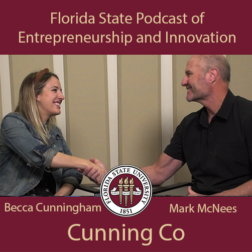 FSPEI S2E3 Rebecca Cunningham the illustrator and creative behind Cunning Co