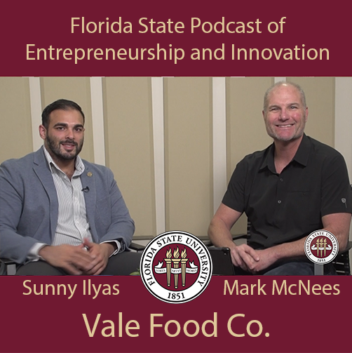 FSPEI S2E1 Sunny Ilyas CEO and Founder of Vale Food