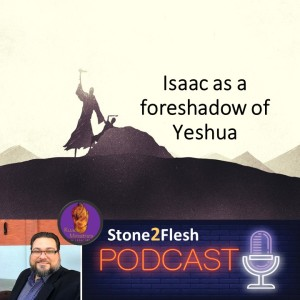 Isaac as a foreshadow of Yeshua