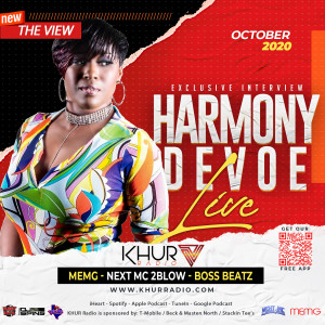 Special Guest: Harmony Devoe