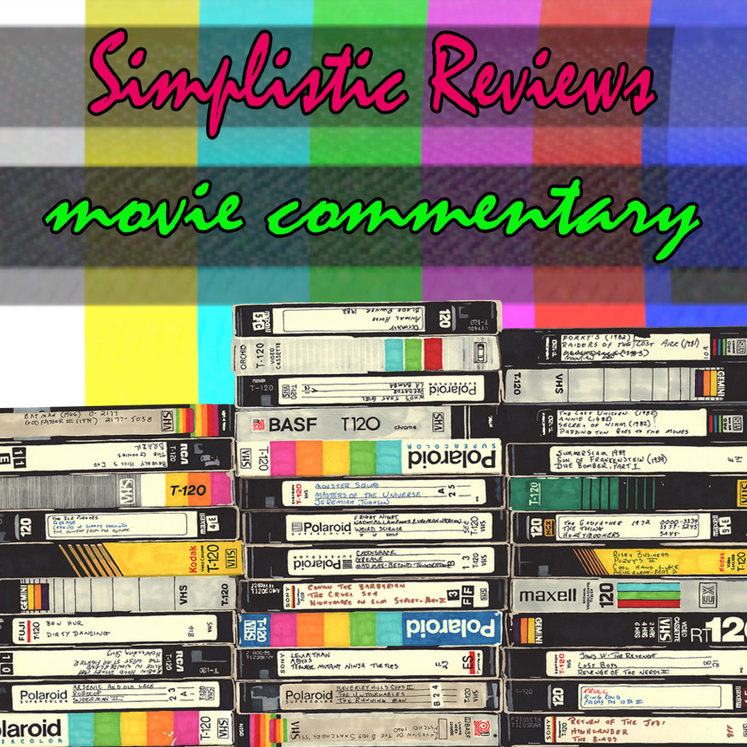 (Ep. 91): Samurai Cop - Movie Commentary: September 2017