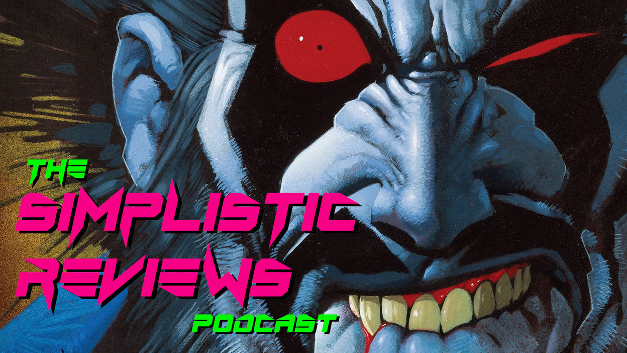 (Ep. 119): The Simplistic Reviews Podcast - April 2019